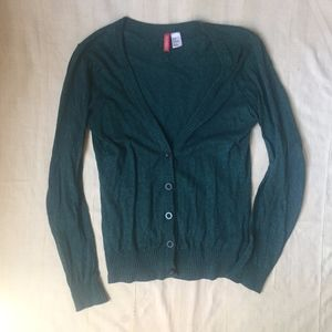 Divided H&M, Button Up Cardigan Women's Sz8